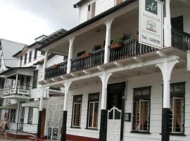 Guesthouse AlbergoAlberga