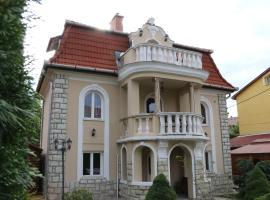 Aradi Vendégház, Miskolctapolca