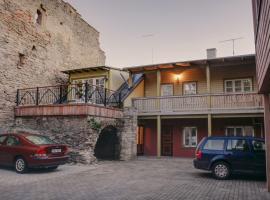 Hapsal Jencken Apartments, Haapsalu