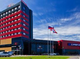 Vikonda Hotel, Rybinsk