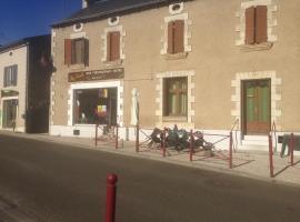 Hôtel Chez Patoche, Iteuil