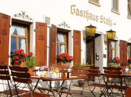 Gasthaus Weingut Stahl, Oberwesel