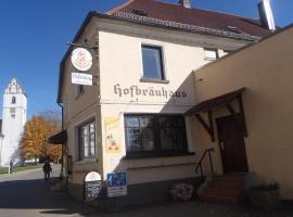 Gasthof Hofbräuhaus, באד בוכאו