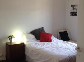 Central 2 Bedroom Flat Balvanera 4 People