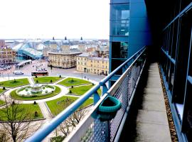 Queens Court Penthouse & Terrace, Kingston upon Hull