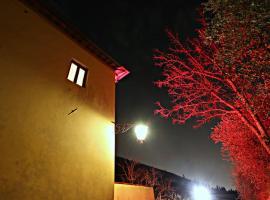 Ulivo Rosso, Sesto Fiorentino
