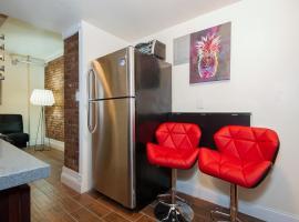 Luksuslejlighed med 3 soveværelser, New York