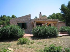 Villa Mazzo Di Sciacca, Scopello