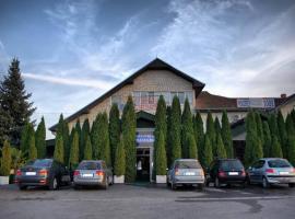 Motel Mićo Bradina, Slepčević