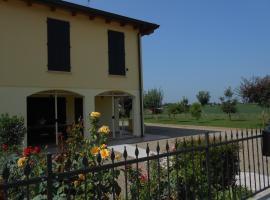 Country House Giuliano, Il Cantone