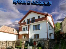 Cosbuc Residence, Sighişoara
