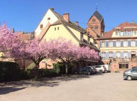 Hôtel Du Herrenstein, Neuwiller-lès-Saverne