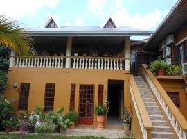 S & E Villa - Apartments & Rooms, San Juan
