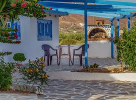 Villa Kelly Apartments, Naxos Chora