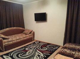 Apartment on Abdirov avenue, Karagandy