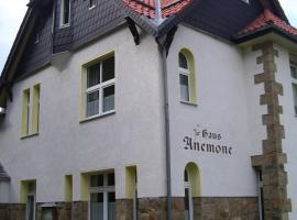 Heine Apartment, Schierke