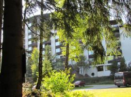 Appartementhaus Fuchsenstein, Spiegelau