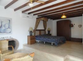 Villa Mimosa, Jacarilla