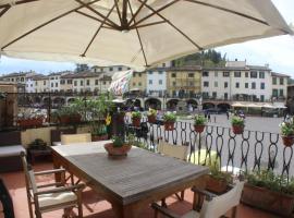 La Terrazza Apartment, Greve in Chianti