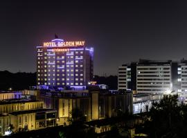 Hotel Golden Way Giyimkent