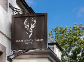 Luss Cottages at Loch Lomond Arms Hotel, Luss