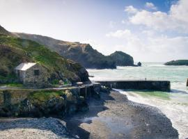 Mullion Cove Apartments, Mullion