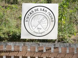 Sítio & Hospedagem Vistas de São Pedro, São Pedro da Serra