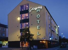 Hotel Göingehof, Hässleholm