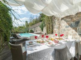Villa Aurea, Lovere