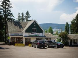 Lakeside Motel, Williams Lake