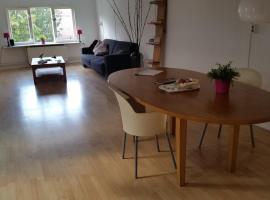 Beau apartment, IJmuiden