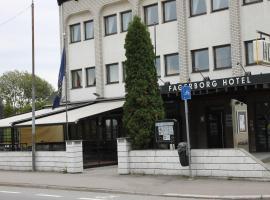 Best Western Fagerborg Hotel, Lillestrøm