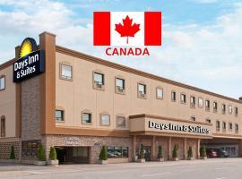 Days Inn & Suites Sault Ste. Marie, Ontario, Sault Ste. Marie