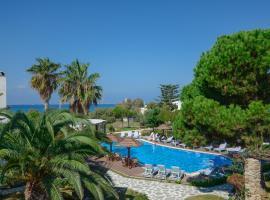 Alkyoni Beach Hotel, Naxos Chora