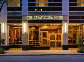 The Strathcona Hotel, Toronto