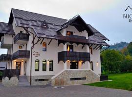 Bucovina Residence, Gura Humorului