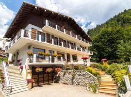 Hôtel Flor'Alpes, La Giettaz