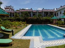 Mangro Hotel, Diani Beach
