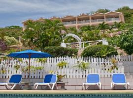 Flamboyant Hotel & Villas, Saint George