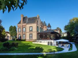 Le Clos - Relais & Chateaux, Verneuil-sur-Avre
