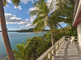 Mala Island Resort, Utungake