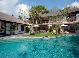Villa Iskandar - an elite haven, Tanah Lot