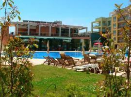 Pollo Resort Apartments, Sunny Beach