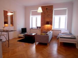 EH Apartments - Niecała Street., Lublin