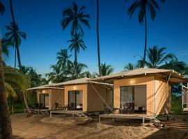 Tayrona Tented Lodge, Guachaca
