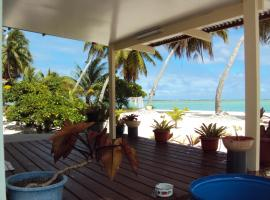 Pension Coconut Beach Tikehau, Tikehau