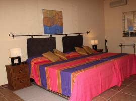Hotel Posada La Poza, Todos Santos