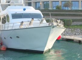 Pearl Area Yacht, Doha