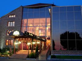 Baden-Baden Hotel, Chaykovka