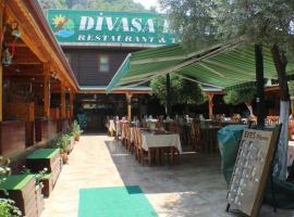 Divasa Hotel, Olympos